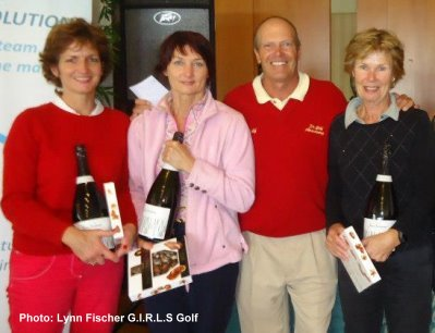 winning pro-am team nov 2012 dr.golf angelika hilary ulrike 400